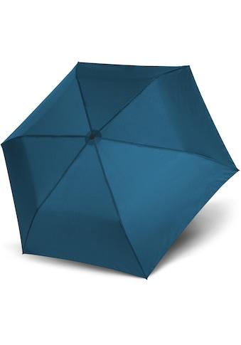 doppler® Taschenregenschirm »Zero 99 uni, Crystal Blue« kaufen