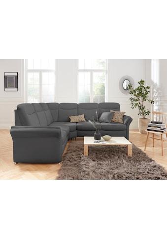 sit&more Ecksofa, wahlweise mit Bettfunktion, Relaxfunktion und Schubkasten kaufen