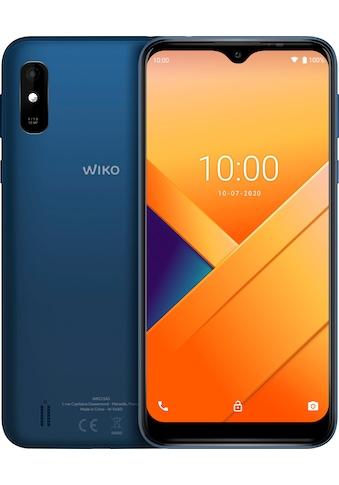 """WIKO Smartphone »Y81«, (15,75 cm/6,2 """" 32 GB Speicherplatz, 13 MP Kamera) kaufen"""