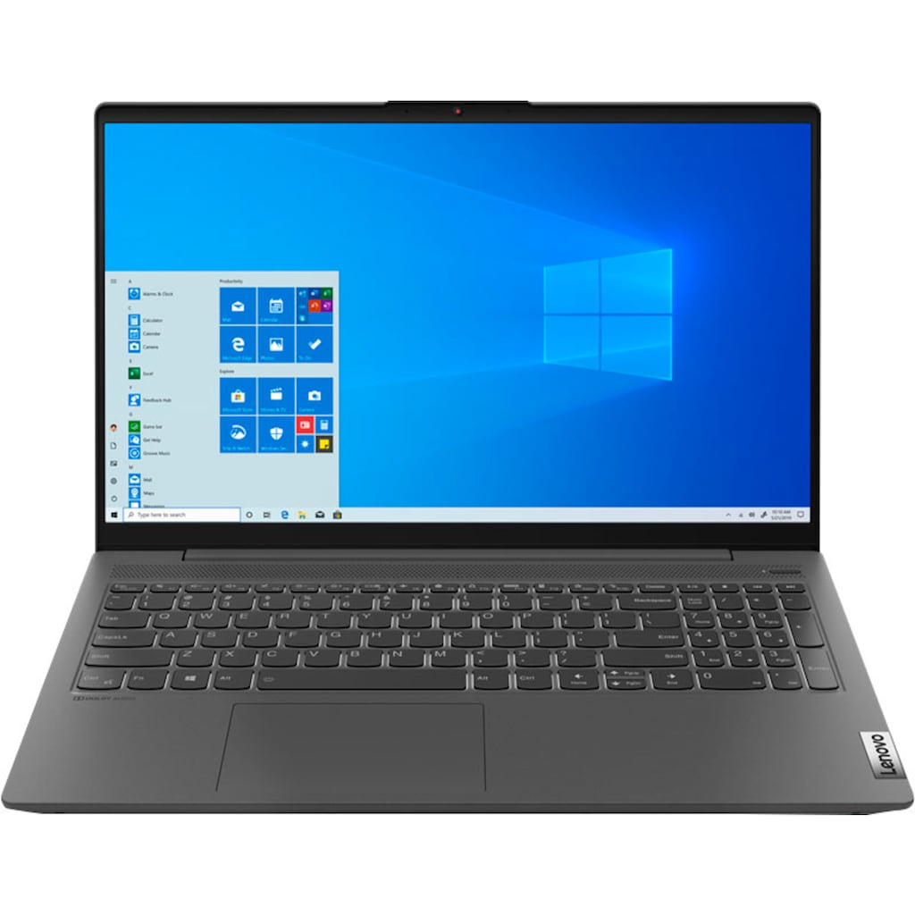 Lenovo IdeaPad 5 15IIL05 Notebook (39,6 cm / 15,6 Zoll, Intel,Core i5, 512 GB SSD)