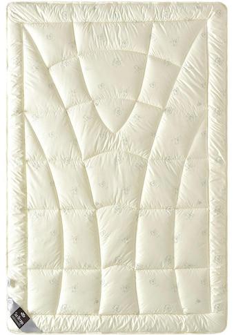 SEI Design Naturfaserbettdecke »WOOL Comfort«, warm, (1 St.) kaufen