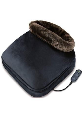 prorelax Shiatsu-Fußmassagegerät »12119 Shiatsu Fuß-Massager«, mit zuschaltbarer... kaufen