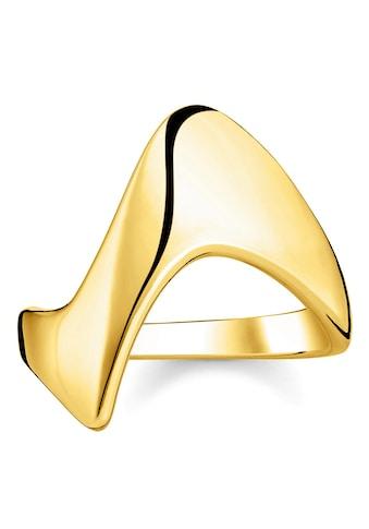 THOMAS SABO Fingerring »Heritage, TR2237 - 413 - 39 - 48, 50, 52, 54, 56, 58, 60« kaufen