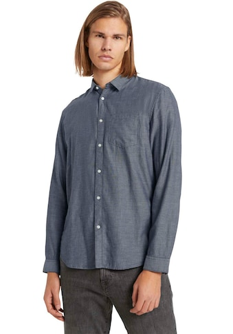 TOM TAILOR Denim Langarmhemd, mit Brusttasche kaufen