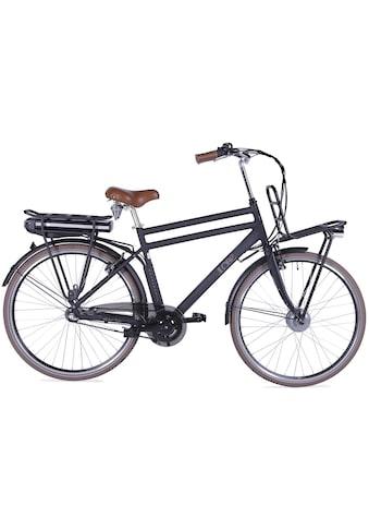 LLobe E-Bike »Rosendaal Gent 130864«, 3 Gang, Frontmotor 250 W, Gepäckträger vorne kaufen