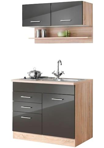HELD MÖBEL Küchenzeile »Monaco«, Breite 100 cm kaufen