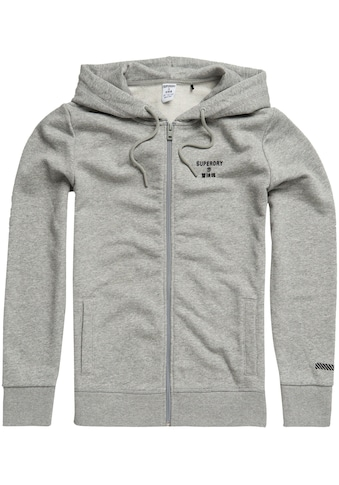 Superdry Sport Kapuzensweatshirt »TRAINING CORE SPORT ZIP«, mit dezentem Logo auf der... kaufen