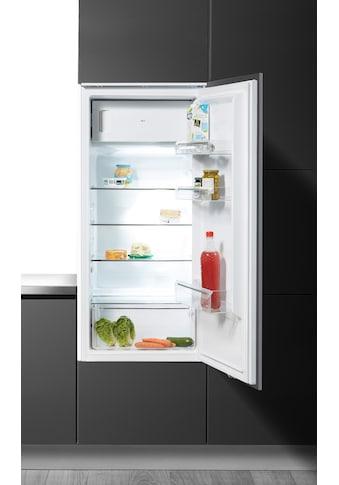 Hanseatic Einbaukühlschrank, HEKS12254GF, 123 cm hoch, 54 cm breit kaufen