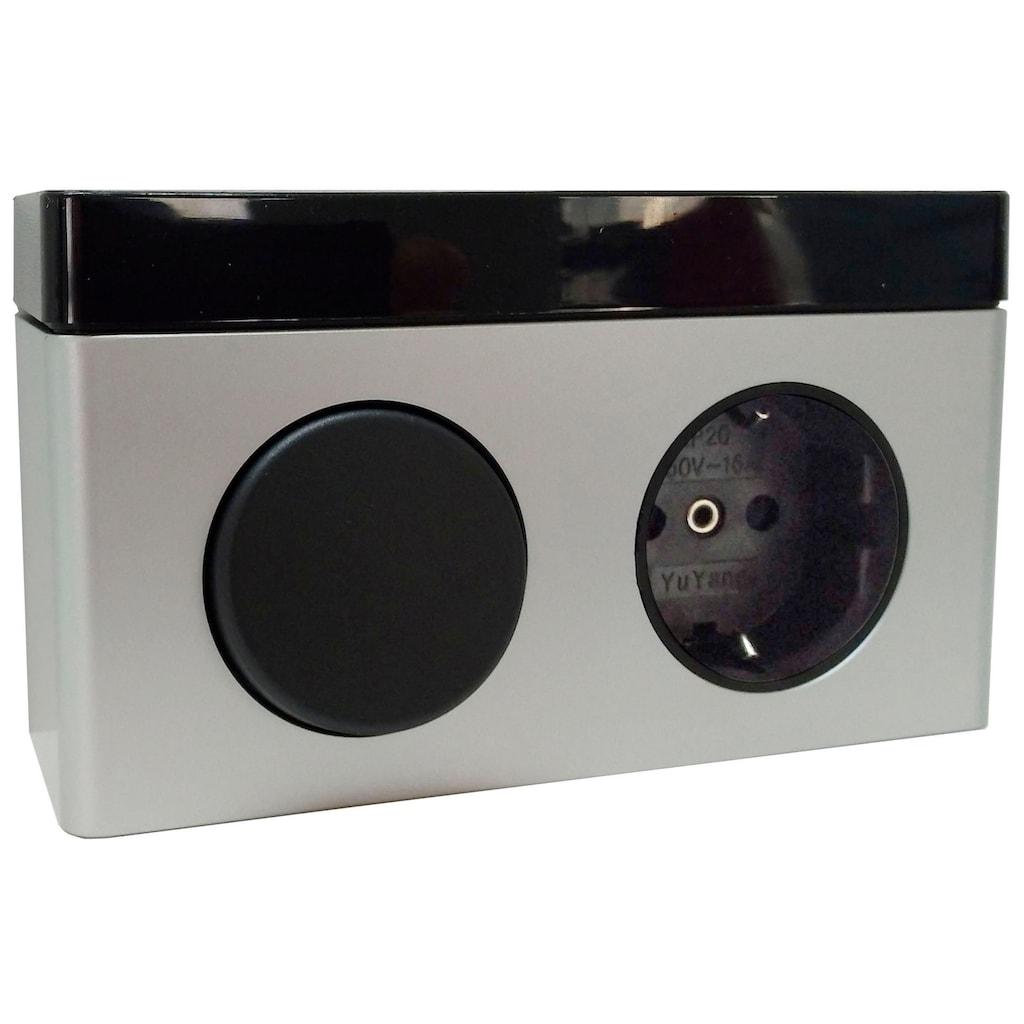OPTIFIT Spiegelschrank »Ava«, mit LED Beleuchtung