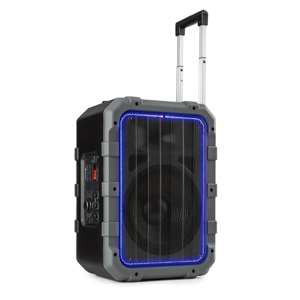 Auna auna Spencer Mobiler PA-Lautsprecher 60W BT wasserfest nach IPX4 »JC101BT«