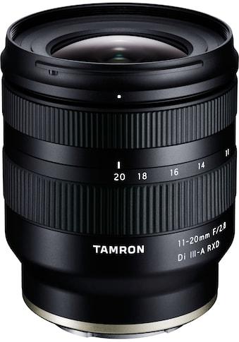 Tamron Ultraweitwinkel-Zoomobjektiv »B060 AF 11-20mm F/2.8 Di III-A RXD (für SONY CSC)« kaufen