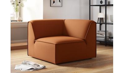 """COUCH♥ Sofa-Eckelement »Fettes Polster«, Modulelement, viele Module für individuelle Zusammenstellung s. """"Fettes Polster""""  COUCH Lieblingsstücke kaufen"""