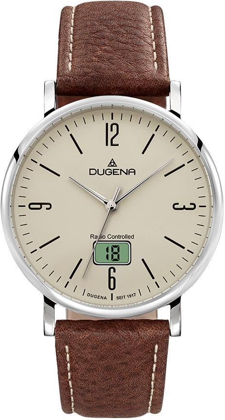 Dugena Funkuhr »Mondo Funk, 4460845« | Uhren > Funkuhren | Dugena