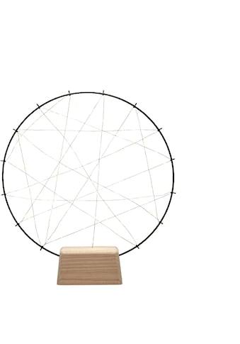 """KONSTSMIDE LED Dekolicht, LED-Modul, 1 St., LED Metallsilhouette """"kleiner Ring"""", mit... kaufen"""