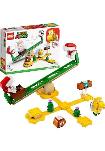 """LEGO® Konstruktionsspielsteine """"Piranha - Pflanze - Powerwippe – Erweiterungsset (71365), LEGO® Super Mario"""", Kunststoff, (217 - tlg.) kaufen"""