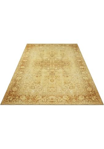 Teppich, »Divan«, DELAVITA, rechteckig, Höhe 6 mm, maschinell gewebt kaufen
