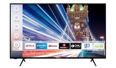 Techwood 50 Zoll Fernseher (4K UHD, Smart TV, Triple - Tuner) »U50T52D« kaufen