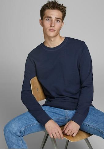 Jack & Jones Sweatshirt »HOLMEN SWEAT CREW« kaufen