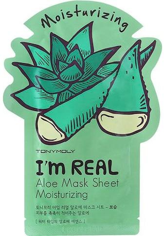 TONYMOLY Tuchmaske »I'm Real Aloe« kaufen