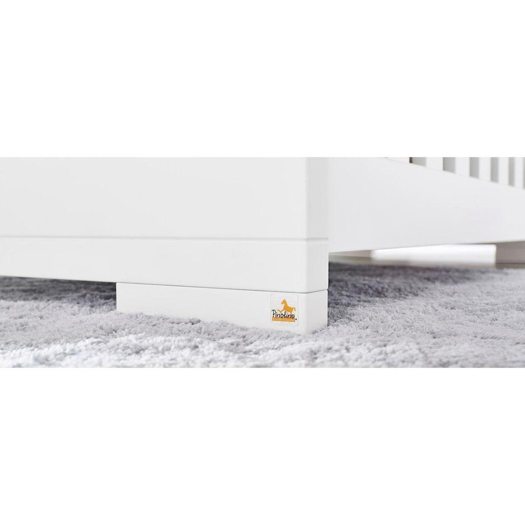 Pinolino® Kleiderschrank »Polar«, 3-türig, groß