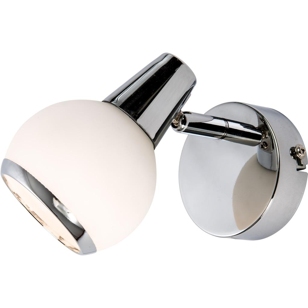 Nino Leuchten LED Wandleuchte »LORIS«, E14, Warmweiß