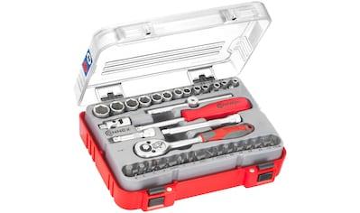 Connex Steckschlüsselsatz »COX580235«, 35 - tlg. kaufen