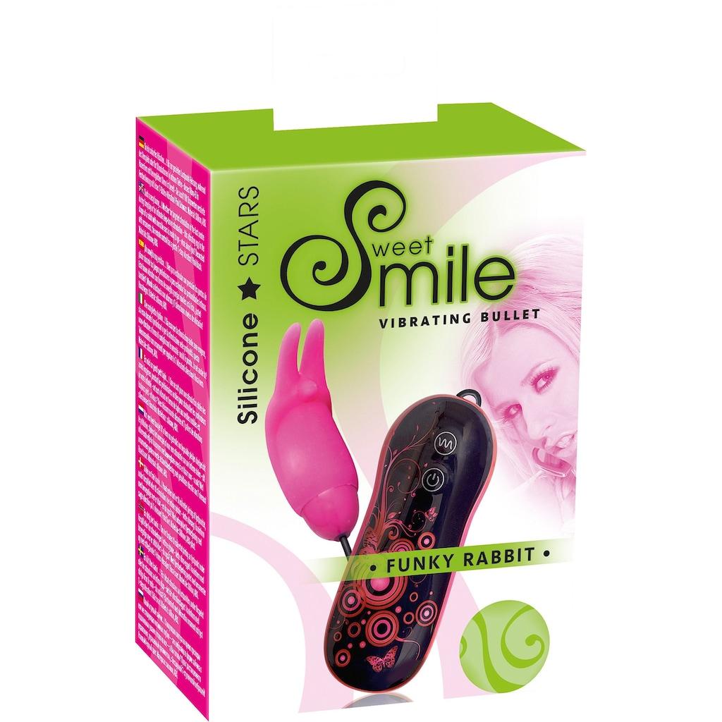 Smile Vibro-Ei »Funky Rabbit«