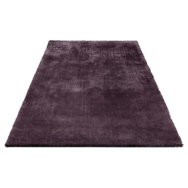 Hochflor-Teppich, »Dana«, Bruno Banani, rechteckig, Höhe 30 mm, maschinell gewebt
