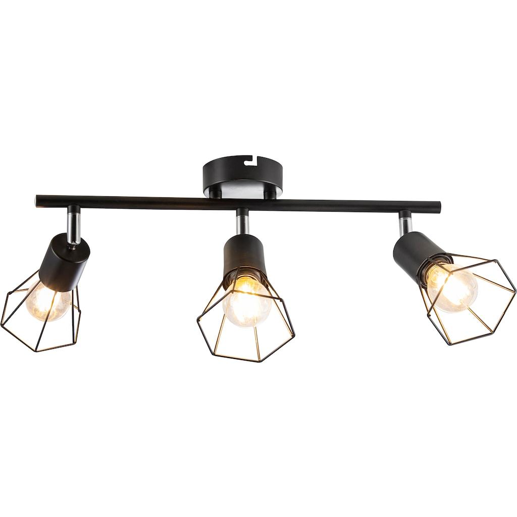 Nino Leuchten Deckenspots »Toni«, E14, 1 St., Deckenlampe