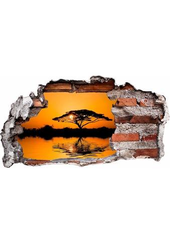 Wandtattoo »Afrika« kaufen