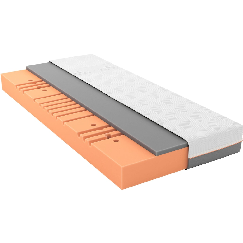 Schlaraffia Gelschaummatratze »GELTEX® Quantum Touch 200«, 20 cm cm hoch, Raumgewicht: 45 kg/m³, (1 St.), 90 Nächte Probeschlafen!*