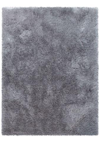 DELAVITA Hochflor-Teppich »Piezova«, rechteckig, 75 mm Höhe, Sehr weicher Flor, Wohnzimmer kaufen