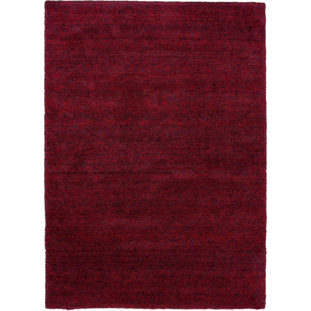 ASTRA Hochflor-Teppich »Livorno Melange«, rechteckig, 27 mm Höhe, Besonders weich durch Microfaser