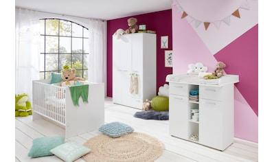 Babyzimmer - Komplettset »Tilburg« (Set, 3 - tlg) kaufen