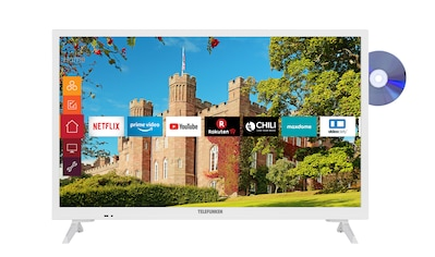 Telefunken XH24J501D - W LED - Fernseher (60 cm / (24 Zoll), HD - ready kaufen