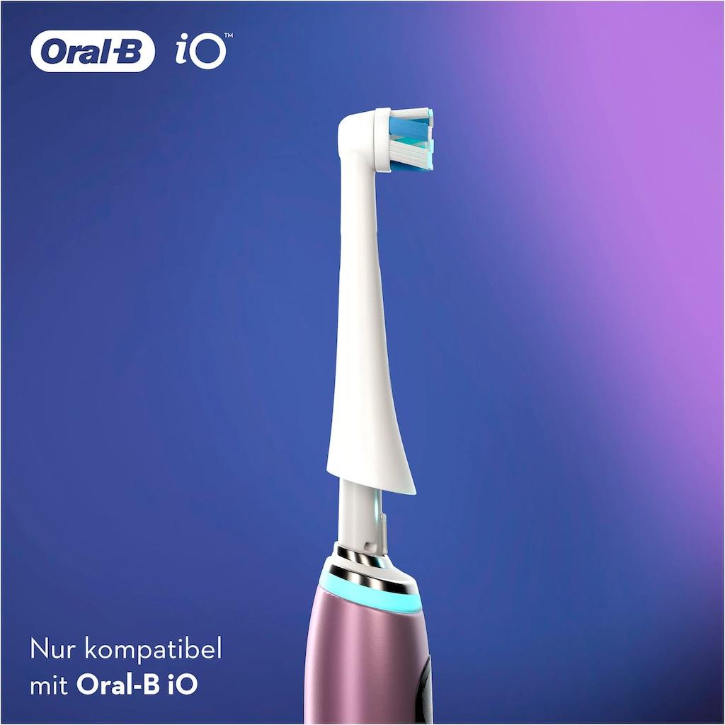 Oral B Aufsteckbürsten »iO Ultimative Reinigung«, iO Technologie