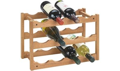 WENKO Weinregal »Norway«, (Set), für bis zu 24 Weinflaschen kaufen