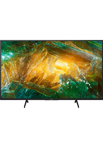 "Sony LED-Fernseher »KD-43XH8096«, 108 cm/43 "", 4K Ultra HD, Android TV-Smart-TV kaufen"