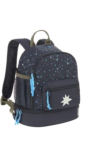 Lässig Kinderrucksack »Magic Bliss, boys, Mini Backpack«, Reflektoren, PETA-approved... kaufen