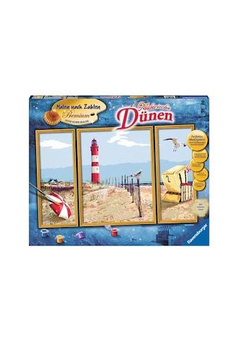 Ravensburger Malen nach Zahlen »Malerische Dünen«, Made in Europe kaufen