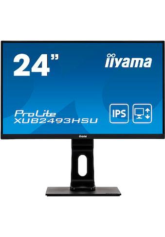 """Iiyama LED-Monitor »PROLITE XUB2493HSU-B1«, 60,5 cm/23,8 """", 1920 x 1080 px, Full HD, 4... kaufen"""