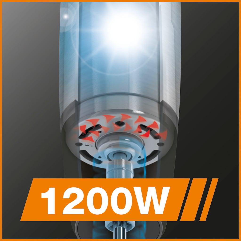 Krups Stabmixer »Infinyforce Pro HZ95JD«, 1200 W, mit viel Zubehör