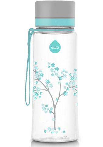 equa Trinkflasche »Kids Mint Blossom«, Tritankunststoff, Inhalt 600 ml kaufen