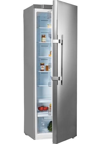 Hanseatic Kühlschrank »HKS 18560A2«, HKS18560EI, 185,5 cm hoch, 59,5 cm breit, 185,5 cm hoch kaufen
