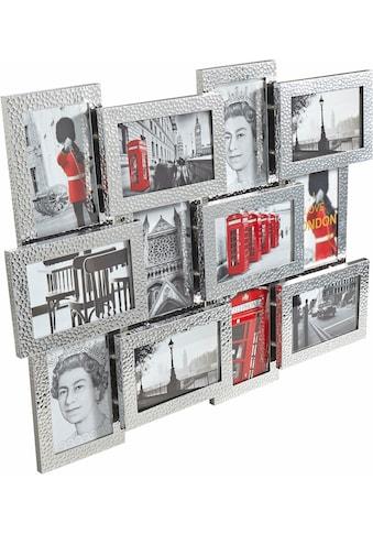 my home Galerierahmen, für 12 Bilder, aus Aluminium, für 12 Fotos kaufen