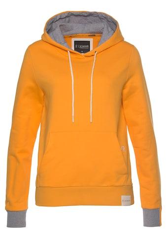 SOMWR Sweatshirt »PEAK HOODIE«, mit Print an der Bauchtasche, nachhaltig & klimapositiv kaufen