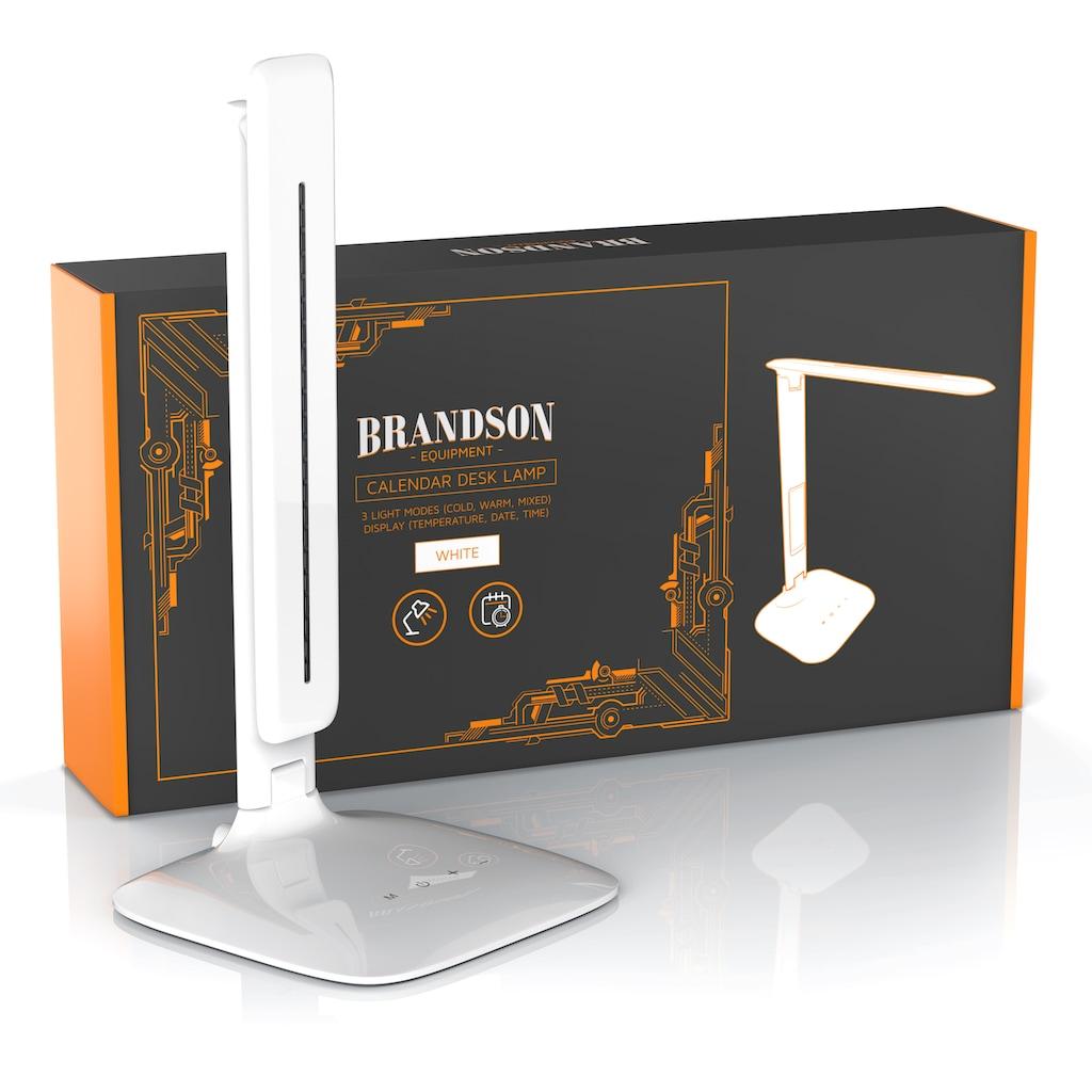 Brandson dimmbare LED Schreibtischlampe mit 450 Lumen