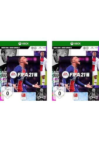 FIFA 21 Doppelpack Xbox One kaufen