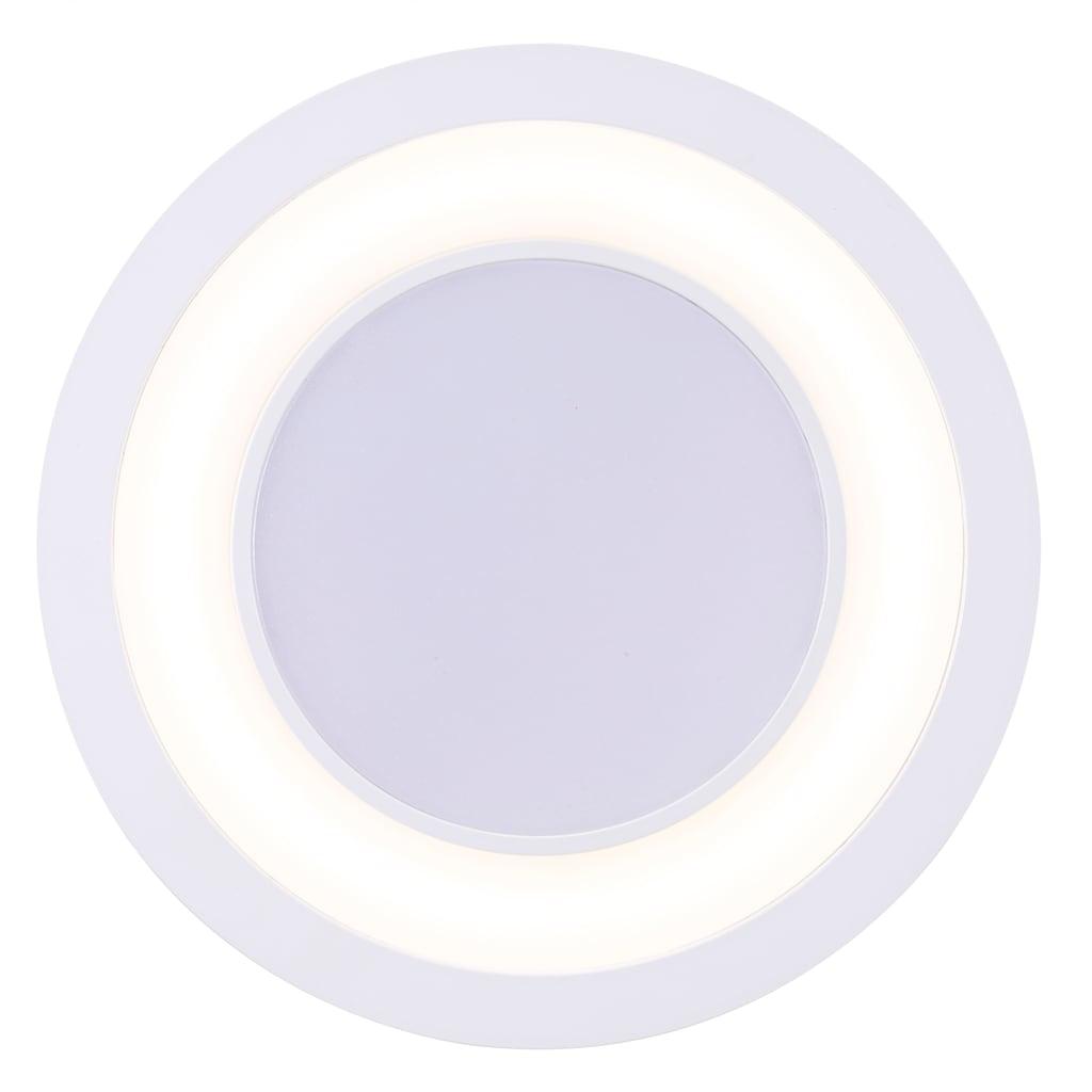 Nordlux,LED Einbaustrahler»2er Set Clyde 15 4000k«,