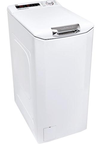 Hoover Waschmaschine Toplader »H3TFMQ47TAMCE-84«, H3TFMQ47TAMCE-84, 7 kg, 1400 U/min kaufen